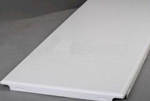 中国集成吊顶铝扣板-铝扣板集成吊顶中的扣板模块有哪些类型