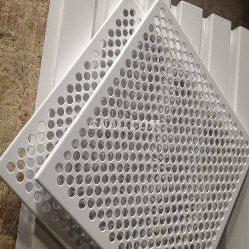 盐城铝扣板生产厂家-品牌商城铝扣板工程案例效果图