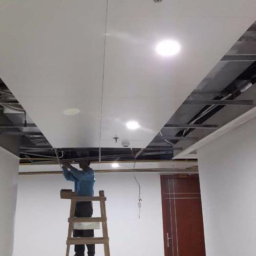 简易铝扣板吊顶-铝条扣吊顶值不值的选