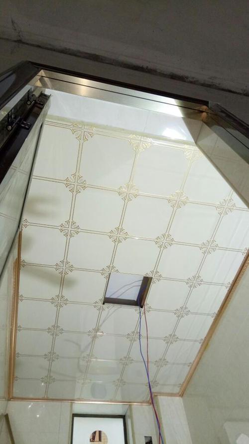 高分子吊顶铝扣板-铝扣板吊顶好还是不要吊顶好