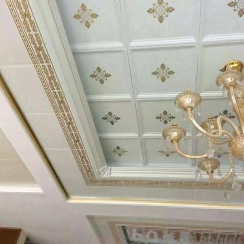 别墅客厅集成吊顶-客厅铝扣板吊顶厂家总结