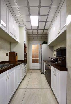 厨房吊顶铝扣板图片-厨房卫生间铝扣板吊顶安装流程详解