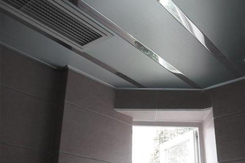 特色花园铝扣板吊顶-装不装阳台铝扣板吊顶