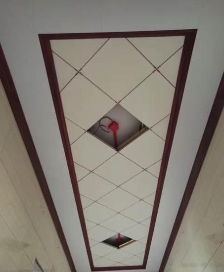 铝扣板二级半吊-二级天花板吊顶的特点