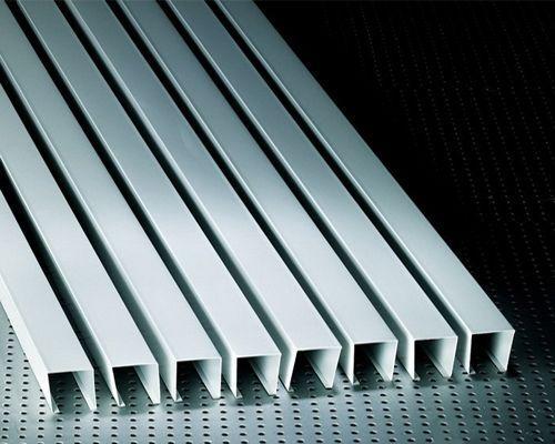 铝方通吊顶施规格-走廊铝方通吊顶特点