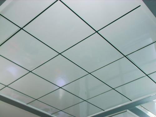 防火吊顶铝扣板价格-吊顶铝扣板就见的多
