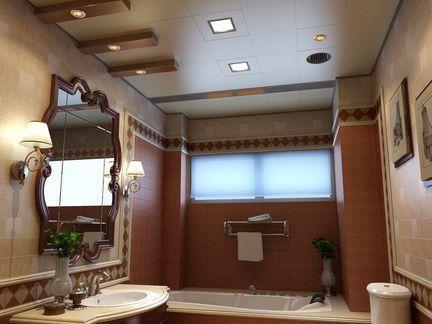 透明铝扣板卫生间吊顶-卫生间铝扣板吊顶价格多少钱