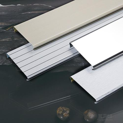 铝扣板天花报价-广州铝条扣天花吊顶