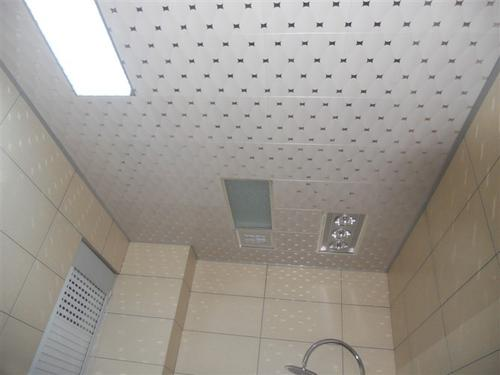 炫彩集成吊顶-走廊通道铝扣板吊顶厂家分析你听