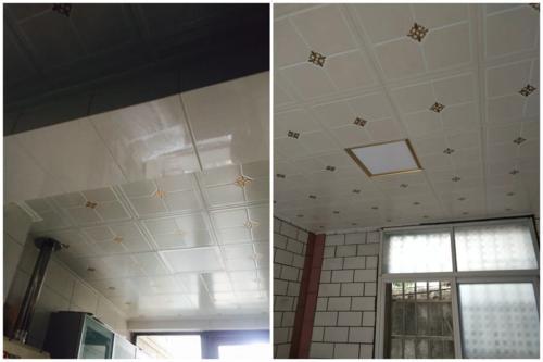 卫生间吊顶铝扣板价钱-卫生间吊顶怎么选
