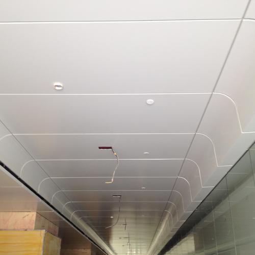 金属铝材铝扣板-塑钢吊顶和铝扣板吊顶