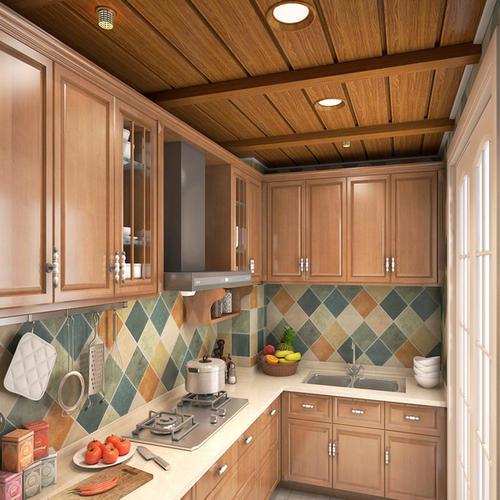 厨房集成吊顶定制-想知道厨房吊顶材料怎么选