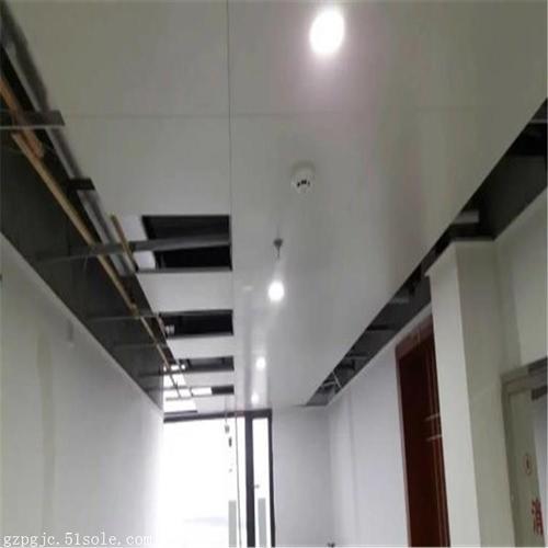室内吊顶铝扣板吊顶-室内铝扣板厂家来讲讲优点有哪些