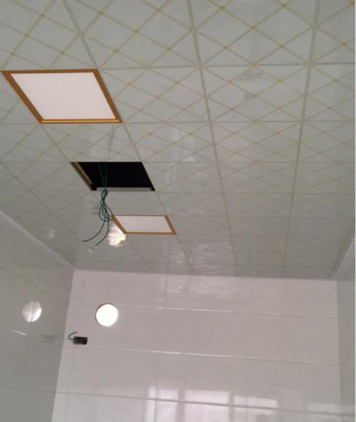 集成吊顶安软滑道-佛山集成吊顶厂家教你集成吊顶分区清洁最科学