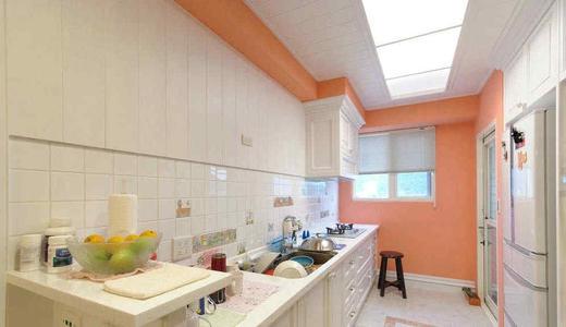 厨房墙面铝扣板效果图-厨房铝扣板吊顶效果图