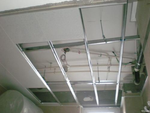 莆田铝扣板吊顶-卫生间铝扣板吊顶厂家之卫生间吊顶材料有哪些