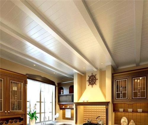 铝扣板吊顶有什么好处-洗手间安装集成吊顶的好处