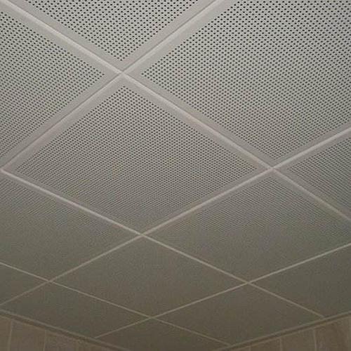 内墙面装饰铝扣板图片-卫生间铝扣板吊顶图片大放送