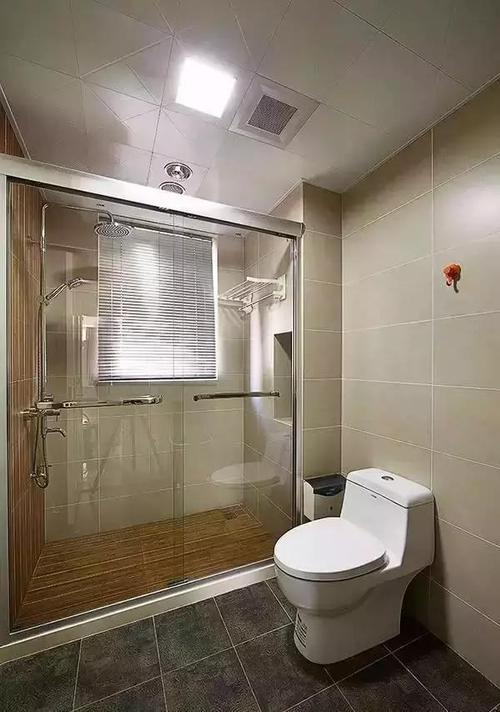 卫生间吊顶铝扣板装-卫生间铝扣板吊顶厂家来教你