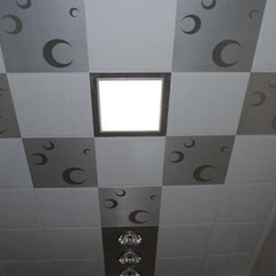 主卧集成吊顶-多款卧室集成铝扣板吊顶效果图