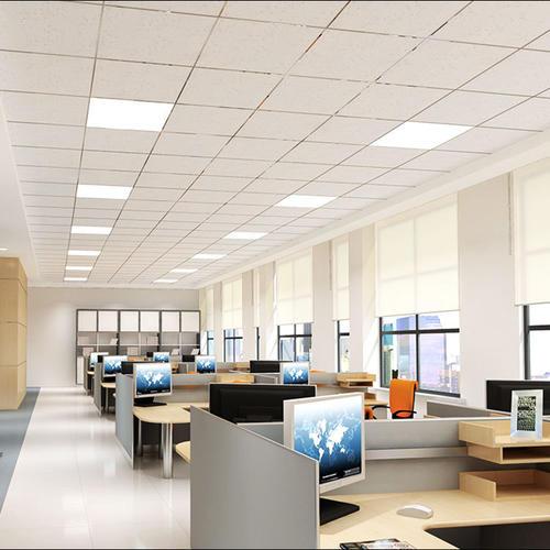 集成铝扣板厂家集成式铝扣板工厂-铝扣板集成吊顶和传统吊顶的差别