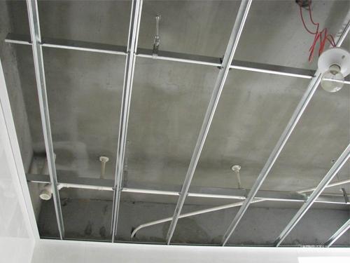 铝扣板吊顶贴图全吊-铝扣板生产厂家之铝扣板吊顶验收怎么做