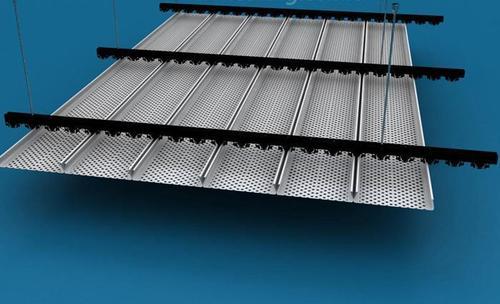 海南铝扣板吊顶厂家-集成吊顶铝扣板有那些工艺