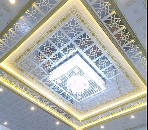 铝镜面铝扣板-卫生间铝扣板吊顶厂家告诉你