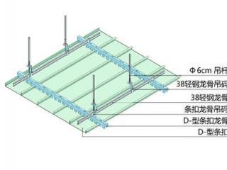 集成铝扣板厂家集成式铝板厂家-集成吊顶和铝扣板吊顶那个好