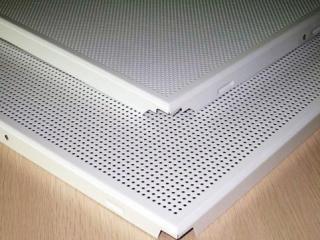 十大条形铝扣板厂家-防风式条形铝扣板产品