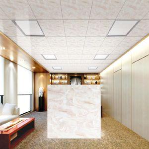 最新铝扣板效果图-铝扣板新中式阳台效果图-中式铝扣板吊顶效果图新
