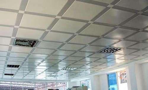 吊顶装饰铝扣板-造型铝扣板装饰吊顶-铝扣板吊顶装饰线