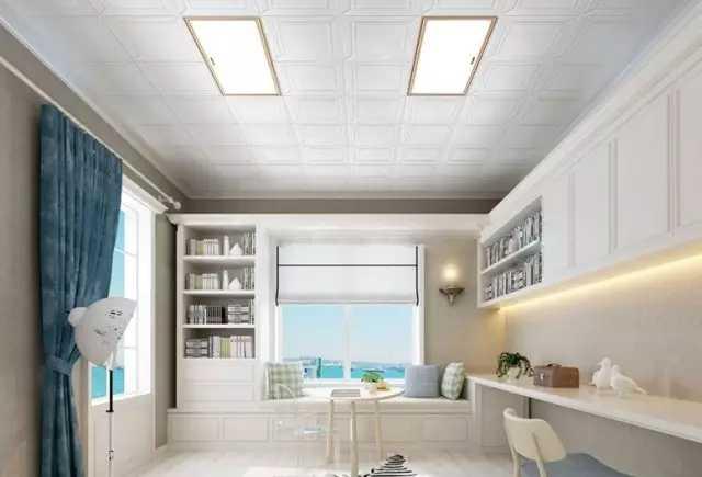 买厨房吊顶铝扣板-厨房铝扣板购买攻略-厨房卫生间吊顶买多厚的铝扣板