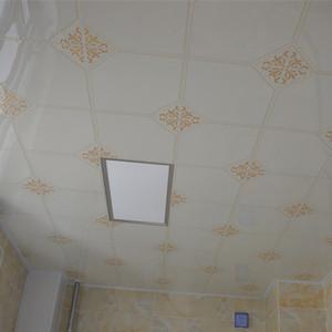 铝扣板集成吊顶图片-铝扣板的集成顶图片-集成铝扣板图片