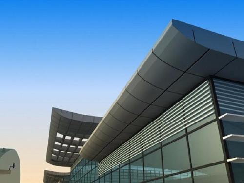 造型铝扣板-造型圆型铝扣板-造型铝扣板造型吊顶凹槽