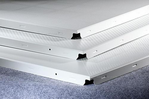 暗架铝扣板天花-铝扣板暗架板-暗架铝扣板