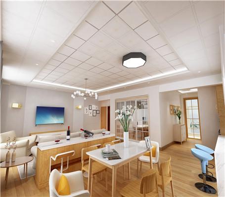 客厅铝扣板吊顶什么风格最好看,你知道吗?