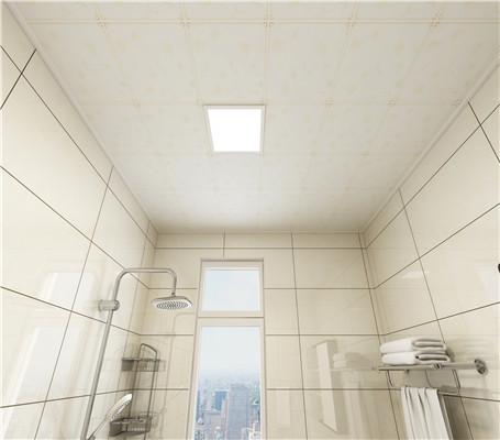 卫生间吊顶铝扣板
