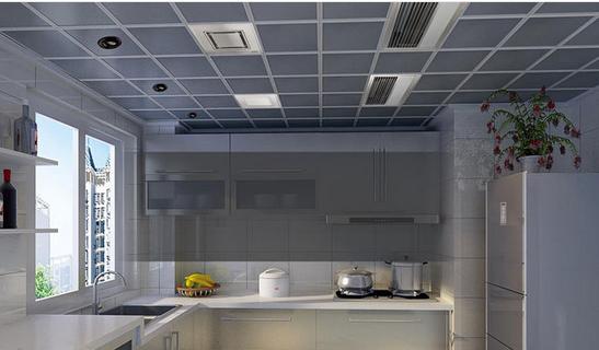 广元铝扣板厂家-广州集成吊顶铝扣板厂家详解厨房集成吊顶怎么选