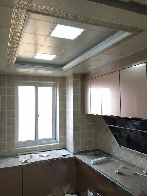 美屋定制铝扣板吊顶-美利龙铝扣板吊顶