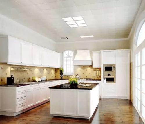 农村厨房墙面铝扣板好吗-厨房吊顶有必要用好的吗