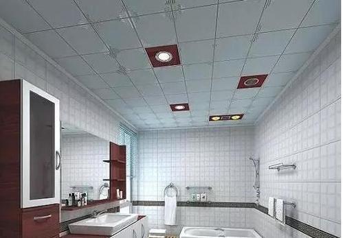 铝扣板有哪些较好的品牌-卫生间吊顶的作用有哪些