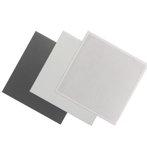 灰色集成铝扣板-铝扣板的颜色有哪些