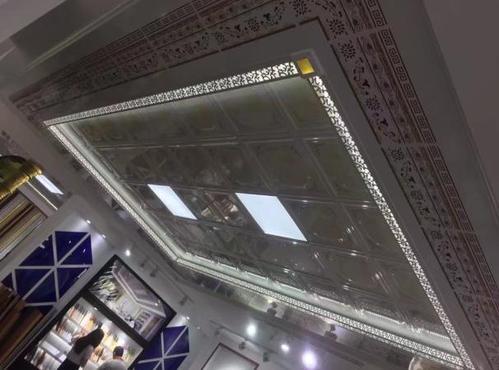 南昌铝扣板吊顶-吊顶铝扣板厂家南宁直销讲解