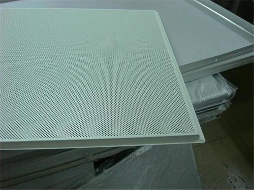 级铝扣板吊顶效果图-新中式铝扣板吊顶效果图怎么样