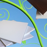 铝扣板材厚度-佛山铝天花厂家教您如何辨别铝扣材