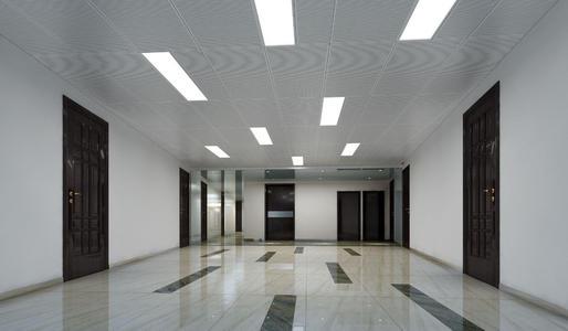 铝扣板半吊效果图-来看看卫生间铝扣板吊顶厂家总结的