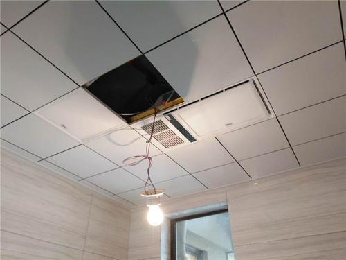 集成吊顶屋顶需要-集成吊顶和铝扣板吊顶厂家告诉你怎么选