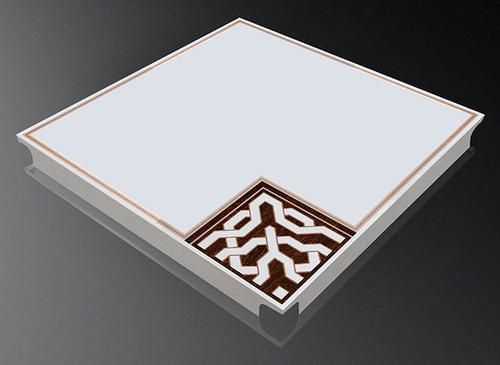 家装墙面铝扣板图片和价格-铝扣板300*300的价格受那些影响