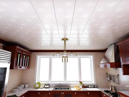 铝扣板吊顶所需材料清单-安装铝扣板吊顶一平方多少钱